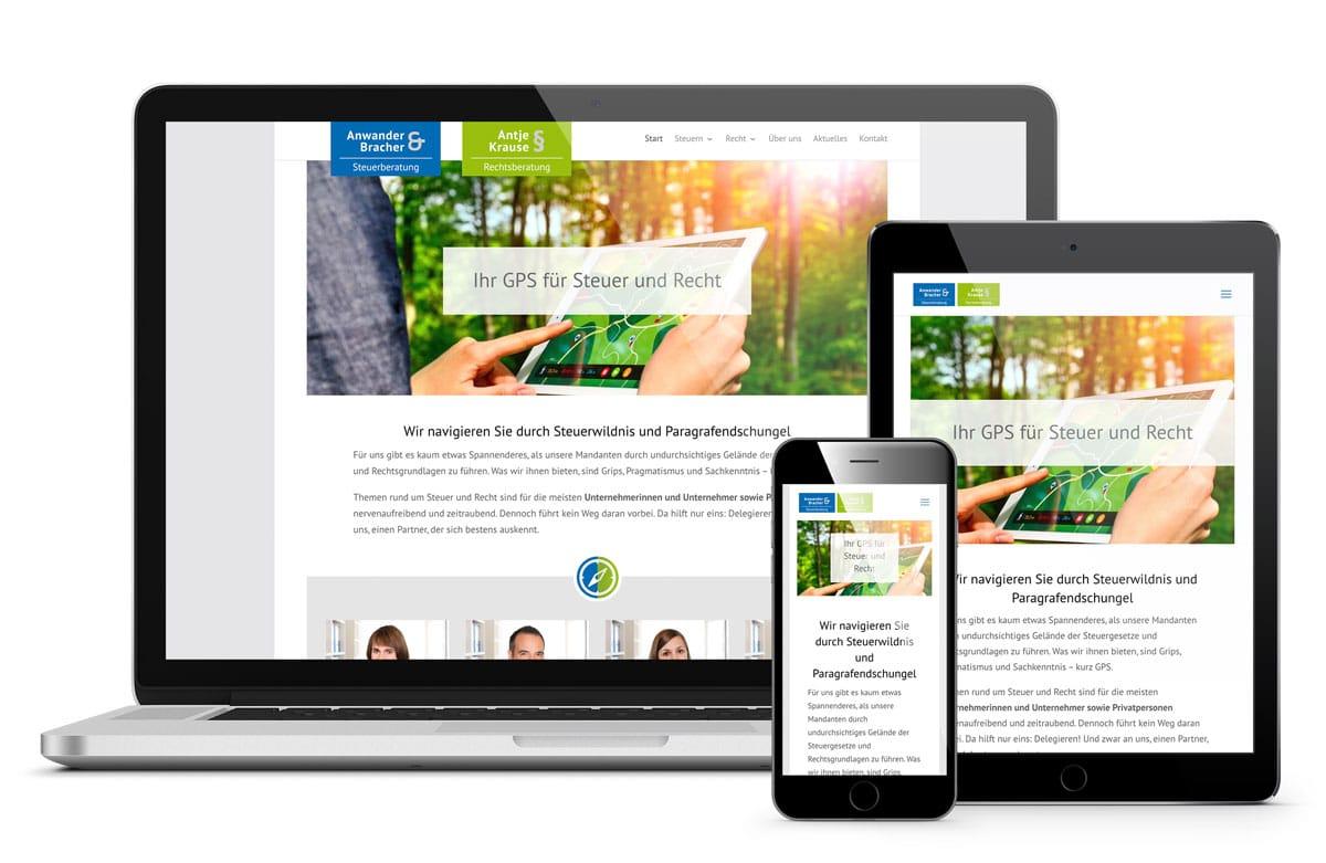 Gerlinde Wagenblast - Wellness, Webdesign