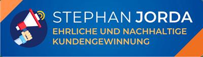 Stephan Jorda - Online mehr Kunden gewinnen