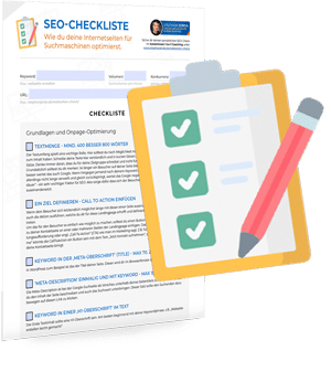 SEO-Checkliste Grafik